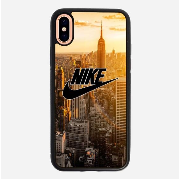c581fb0f39bb0 Nike New York iPhone XR case X XS Max 8 plus 7 6S